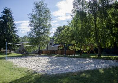 Volejbalové hřiště 1