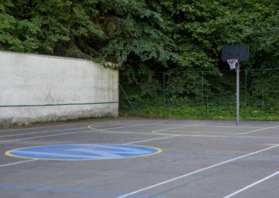 Basketbalové hřiště 2